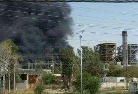 جزئیات آتش سوزی در نیروگاه زرگان اهواز   دلیل حادثه چه بود؟
