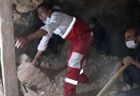 استانداری کرمانشاه: علت حادثه در معدن قیر طبیعی گیلانغرب «گازگرفتگی» بوده است