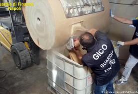اشپیگل: محموله مواد مخدر از بندر سوری تحت کنترل ایران ارسال شده بود
