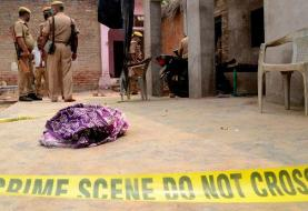 India Kanpur: Eight policemen killed in clash with gang members