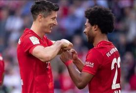 بایرن قهرمان جام حذفی آلمان شد؛ دوگانه باواریایها با فلیک