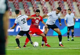 بازگشت تراکتور به لیگ با سوپرگلهای حاج صفی
