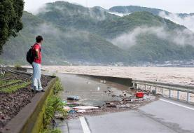 Japan flooding: Fourteen dead in flooded care home