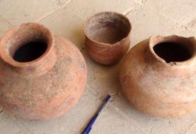 کشف عتیقهجات ۴ هزار ساله در لارستان