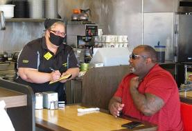 Aggressive anti-mask customers are forcing some restaurants to shut dining rooms to protect ...