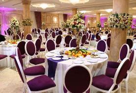 برگزاری مراسم عزا و عروسی در تالارها ممنوع شد