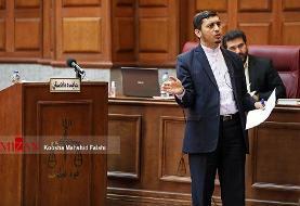نماینده دادستان: برای مهمترین اتهام دانیالزاده منع تعقیب صادر شد | اگر طبری در روما ضرر کرد، ...