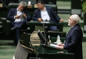 ببینید | حاشیهای بر روز جنجالی طریف در مجلس: کدام دروغگو؟