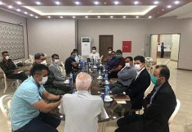جلسه هماهنگی استقلال و پارس جنوبی بدون حضور تیم مجیدی در جم!