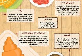 هرگز این مواد غذایی را با شکم خالی مصرف نکنید!