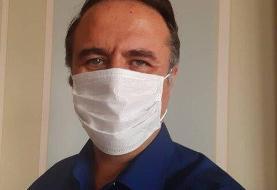 ماسک نزدن بی مسئولیتی در قبال جامعه است