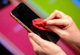 وسایل الکترونیکی خود را حتما به این روش ضدعفونی کنید