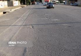 وضعیت خیابانهای یاسوج قلبم را به درد می آورد/خاکی بودن ۲۵درصد خیابانها !
