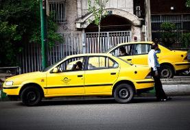 کرونا در تاکسیهای درونشهری خرمآباد پرسه میزند