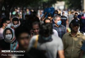 تهران چگونه «قرمز» شد/روزهای سخت کرونایی در راه است