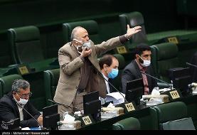 زاکانی و آقاتهرانی بگویند چرا برجام را در مجلس نهم تصویب کردند /میخواهید یک روز رئیس مجلس ...