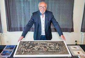 کشف بقایای یک لاکپشت ۱۱ میلیون ساله در آلمان