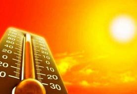 افزایش نسبی دما در اکثر نقاط کشور طی آخر هفته