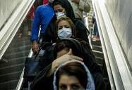 تصاویر | مترو در روزهای ماسک اجباری؛ هنوز برخی ماسک ندارند