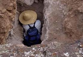 ۲ حفار غیرمجاز در سمنان دستگیر شدند