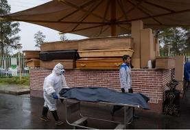 هشدار مدیر بهشت زهرا درباره افزایش فوتیهای کرونا در تهران