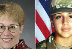 A former National Guard colonel apologized but will keep her professor job after saying sexual ...