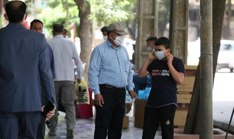 خبر عجیب از یک استان ایران: ۵۰ درصد تستهای کرونا مثبت است!