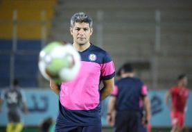 مربی نفت مسجدسلیمان: دلخوشی مردم همین فوتبال است/ نمیشود جلوی کرونا را گرفت