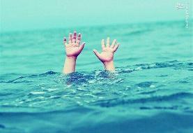 مرگ غم انگیز ۴ کودک در رودخانه