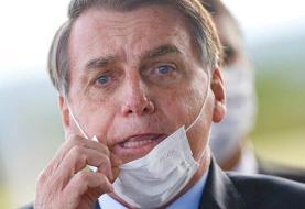 رئیس جمهوری برزیل به کرونا مبتلا شد