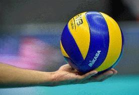 تست کرونا یکی از بازیکنان والیبال شهداب مثبت اعلام شد