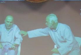 تصاویر خاص از فیلم رویارویی طبری و سرخوشی