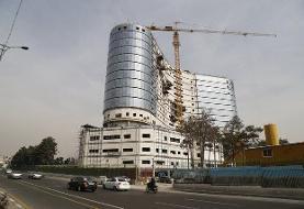 پوشش ضدحریق در ساختمان جدید بیمارستان امام/ استقبال از بازدید متخصصان ایمنی