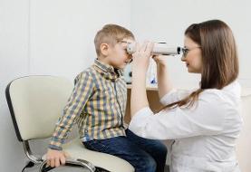 وقتی سرطان به چشم کودکان میزند