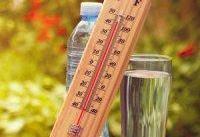 دمای هوای تهران به ۳۸ درجه سانتی&#۸۲۰۴;گراد می&#۸۲۰۴;رسد
