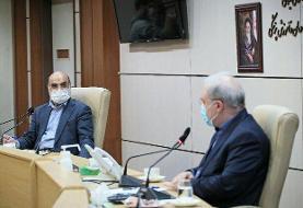 رییس صداوسیما و وزیر بهداشت برای همکاری بیشتر توافق کردند