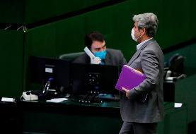 (تصاویر) «نه» مجلس به اعتبارنامه غلامرضا تاجگردون؛ تاجگردون از مجلس رفت