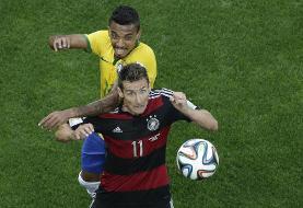 عکسهای دیدنی سالروز شکست تاریخی برزیل در جام جهانی ۲۰۱۴