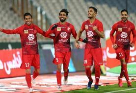 پرسپولیس در آستانه هزار امتیازی شدن در لیگ برتر