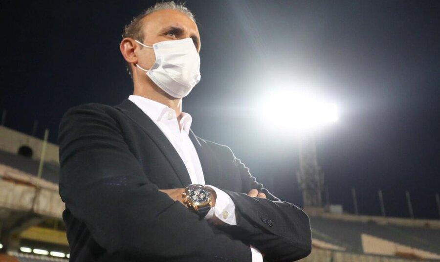پیروزی یک بر صفر پرسپولیس مقابل السد قطر