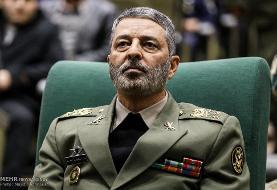 سرلشکر موسوی درگذشت فرمانده اسبق نیروی هوایی بر اثر کرونا را تسلیت گفت