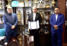 سرپرست روابط عمومی و معاون فرهنگی باشگاه استقلال منصوب شدند