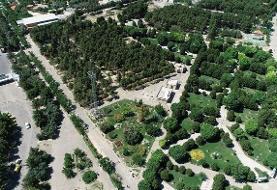 قم | سرنوشت باغ فدک همچون پارک سالاریه