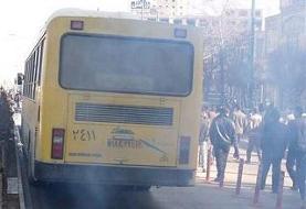 ۶۰ درصد اتوبوسهای درونشهری تهران از رده خارجاند