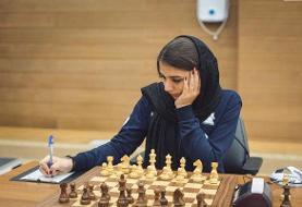 سارا خادم الشریعه برابر حریف آمریکایی به پیروزی رسید