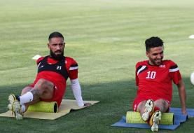 دژاگه باز هم مقابل استقلال غایب است؟/عکس