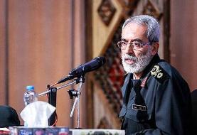 جانشین قرارگاه ثارالله:  انقلاب اسلامی با موشکهای دوربُرد خود مواضع داعش را هدف قرار داد
