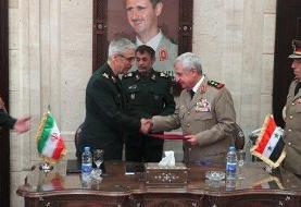 توافق تهران و دمشق برای تقویت پدافند هوایی سوریه