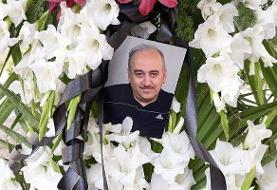 پیکر شهید مدافع سلامت در بهشت زهرا آرام گرفت