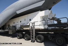 روش ویژه نیروی هوایی آمریکا برای جابجایی بیماران کرونایی! (+عکس)